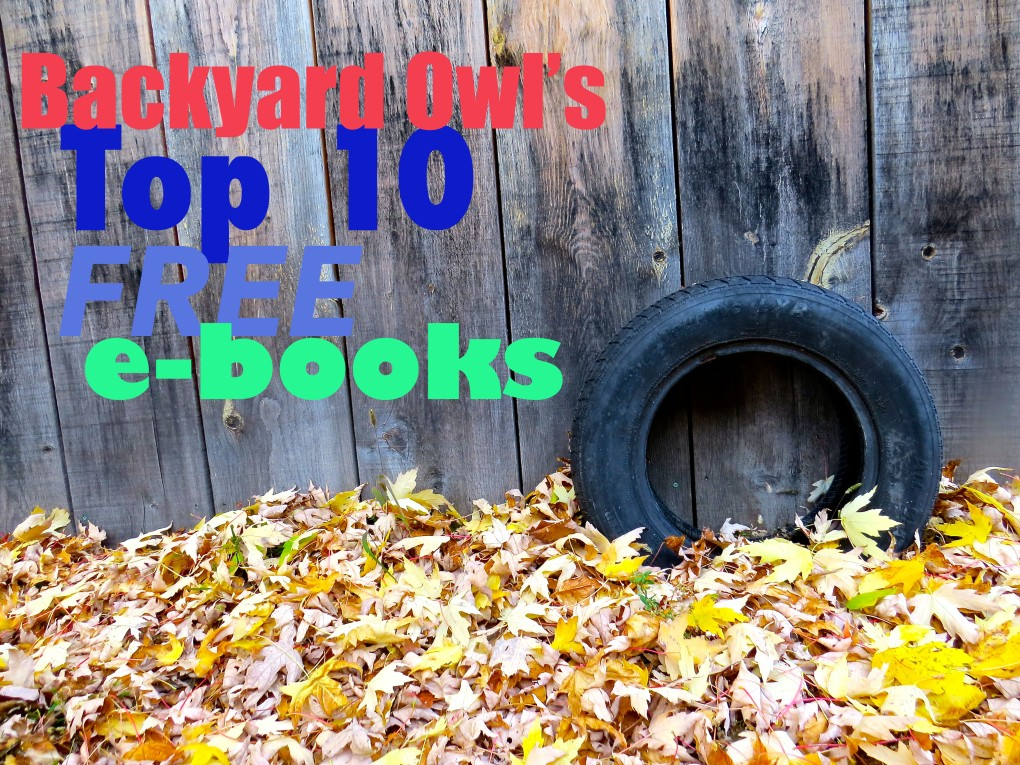 top 10 favourite ebooks