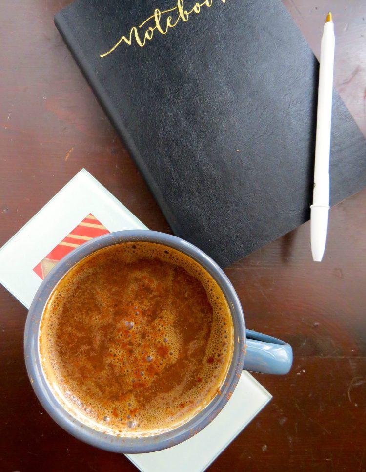 molasses hot chocolate